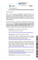 GUIA DE AYUDAS y PROTOCOLOS COVID19 SECTOR TURÍSTICO
