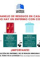 Recomendaciones del Procurador del Común de CyL en caso de residir en domicilios con enfermos COVID-19