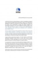 Los ayuntamientos de Las Navas del Marqués y Peguerinos se oponen al traslado de la gestión de la oficina de correos