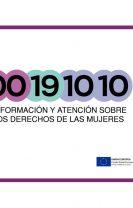 El Instituto de las Mujeres reactiva el servicio telefónico para informar sobre los derechos de las mujeres