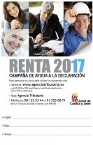 Campaña de Ayuda a la declaración de Renta 2017