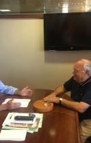 El Alcalde de Las Navas del Marqués reclamara el servicio 24 horas de ambulancia